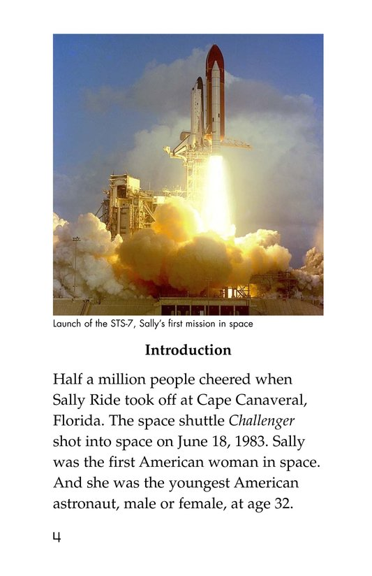 Book Preview For Sally Ride Page 4