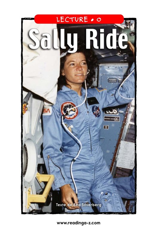 Book Preview For Sally Ride Page 1