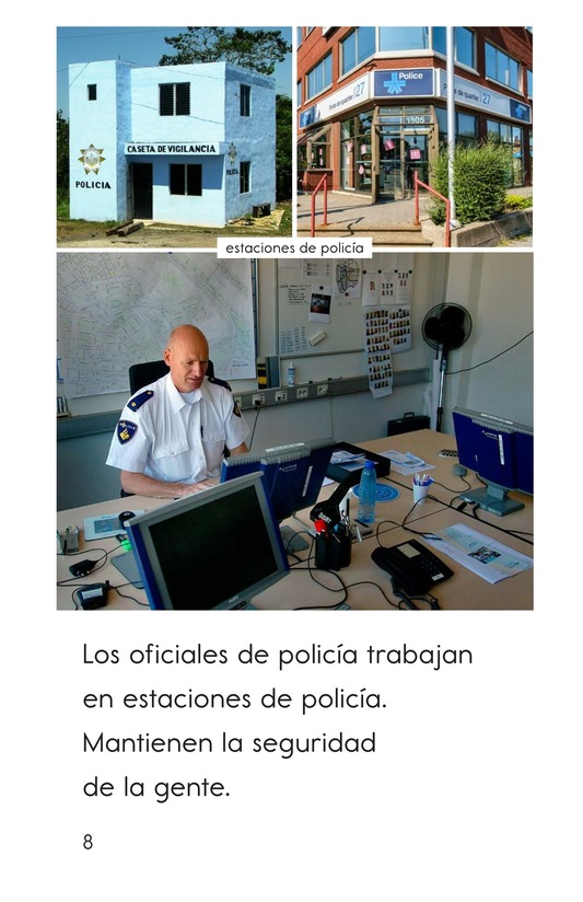Book Preview For Police Officers Page 8