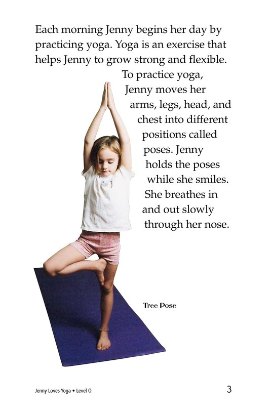 Book Preview For Jenny Loves Yoga Page 3