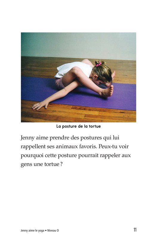 Book Preview For Jenny Loves Yoga Page 11