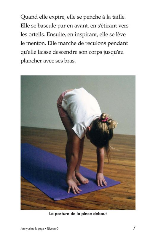Book Preview For Jenny Loves Yoga Page 7