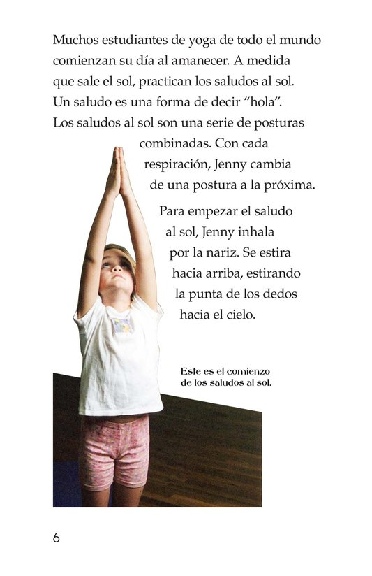 Book Preview For Jenny Loves Yoga Page 6