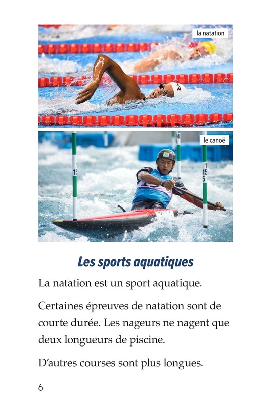 Book Preview For Summer Olympics Events Page 6