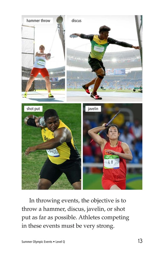 Book Preview For Summer Olympics Events Page 13