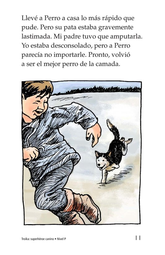 Book Preview For Troika: Canine Superhero Page 11