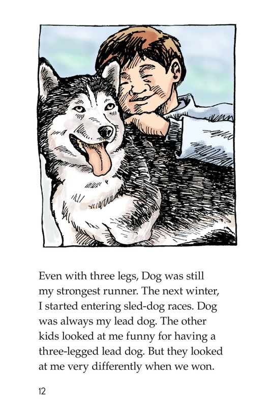 Book Preview For Troika: Canine Superhero Page 12