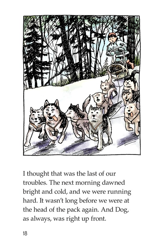 Book Preview For Troika: Canine Superhero Page 18