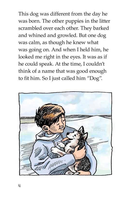 Book Preview For Troika: Canine Superhero Page 4
