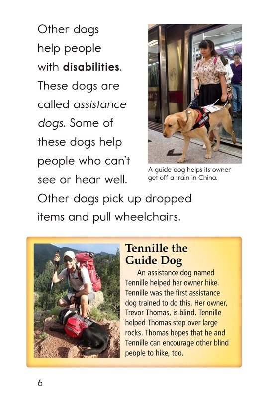 Book Preview For Dogs at Work Page 6