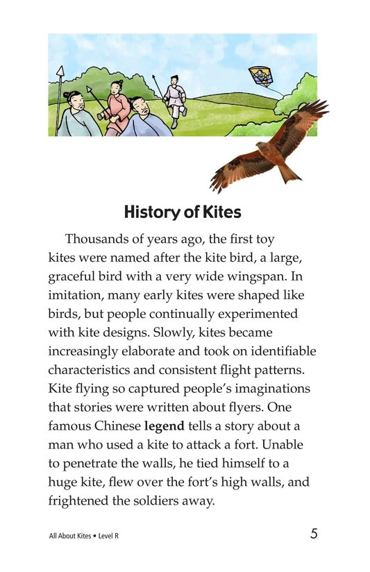 Book Preview For All About Kites Page 5