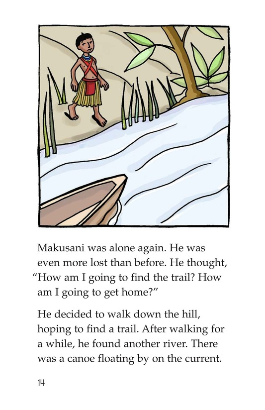 Book Preview For Makusani's Lesson Page 14