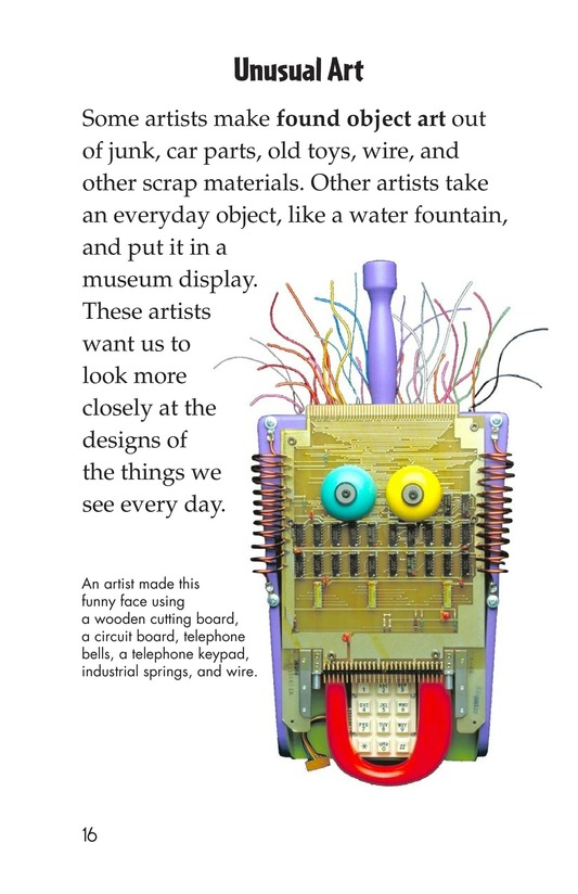 Book Preview For Art Around Us Page 16