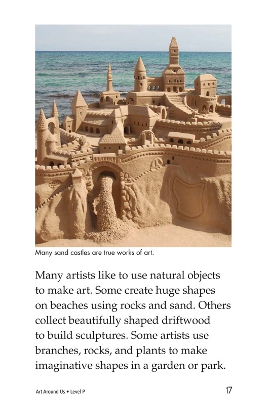Book Preview For Art Around Us Page 17