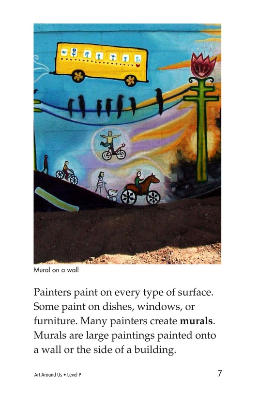 Book Preview For Art Around Us Page 7