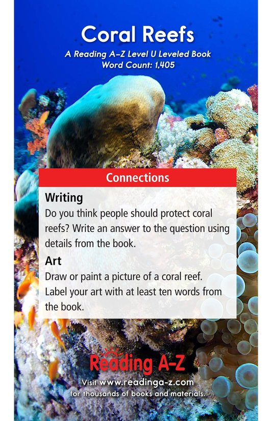 Book Preview For Coral Reefs Page 21