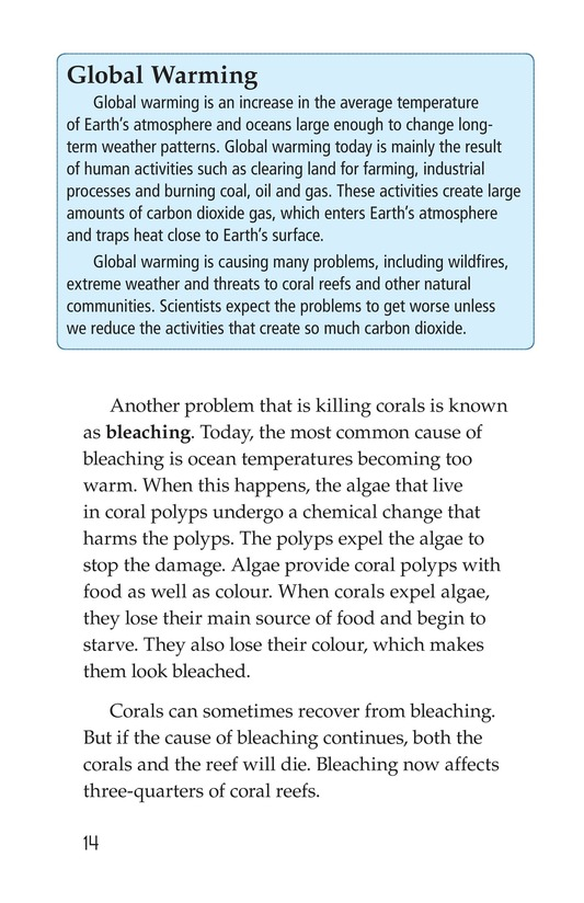 Book Preview For Coral Reefs Page 14