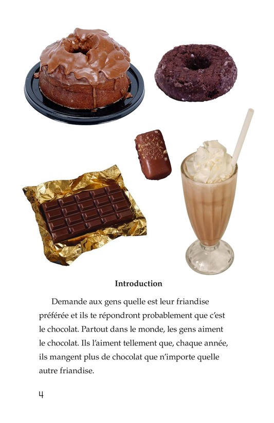 Book Preview For All About Chocolate Page 4