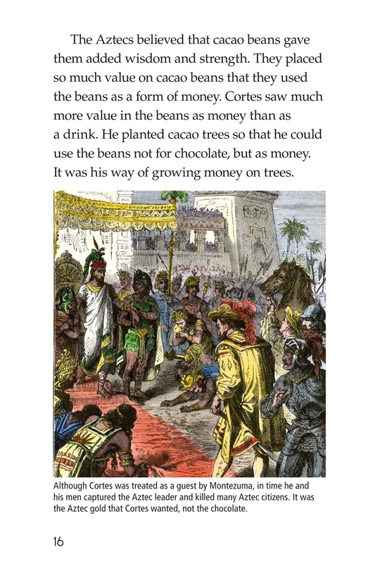 Book Preview For All About Chocolate Page 16