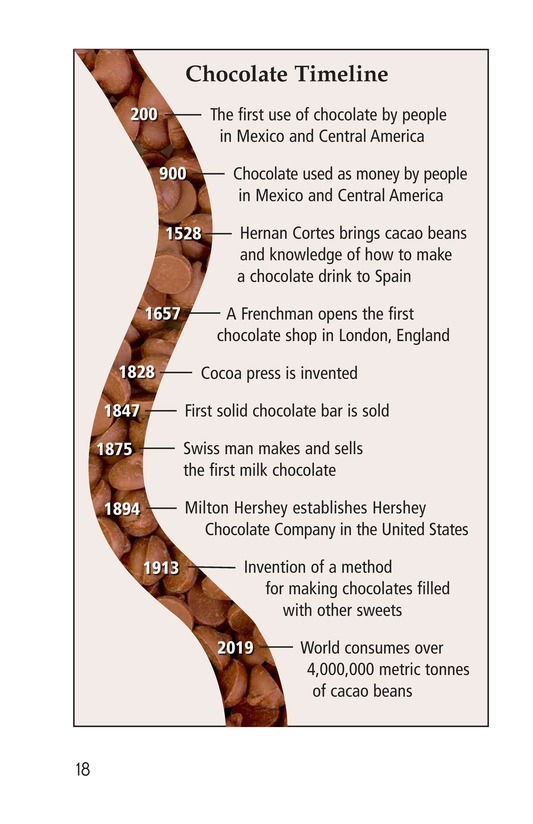 Book Preview For All About Chocolate Page 18