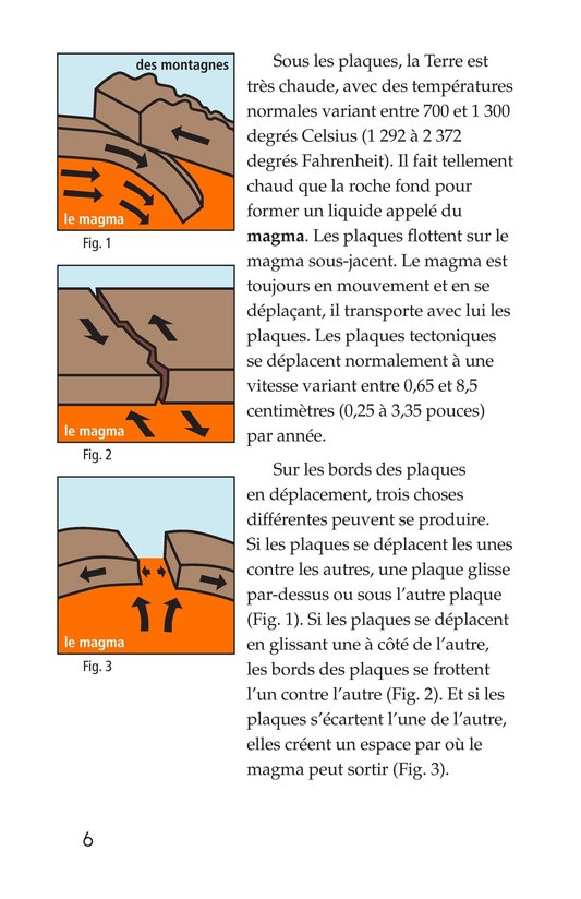 Book Preview For Earthquakes, Volcanoes, and Tsunamis Page 6