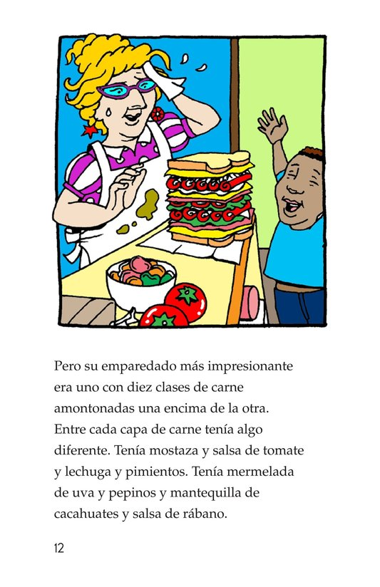 Book Preview For Irma's Sandwich Shop Page 12