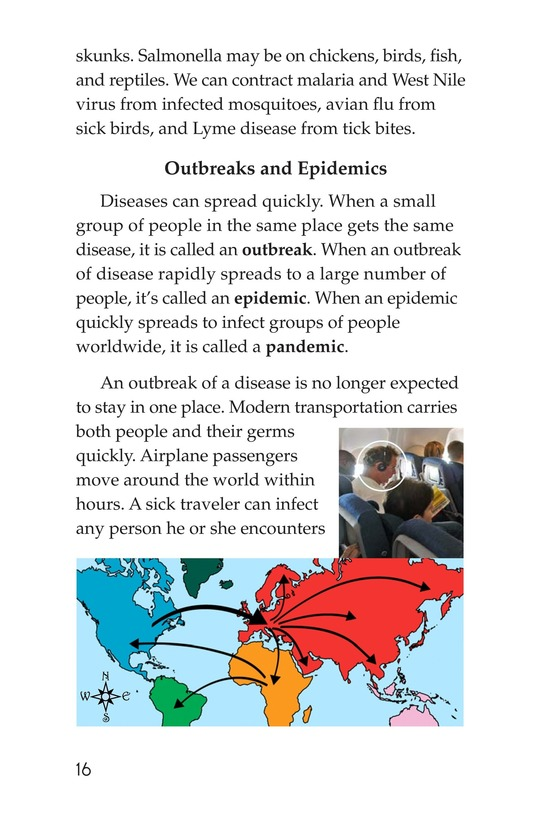 Book Preview For Microbes: Friend or Foe? Page 16