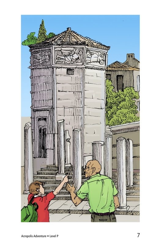 Book Preview For Acropolis Adventure Page 7