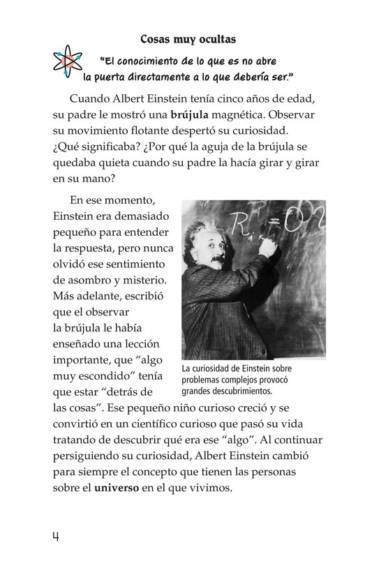 Book Preview For Albert Einstein Page 4