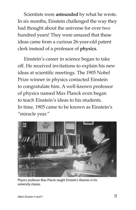 Book Preview For Albert Einstein Page 11