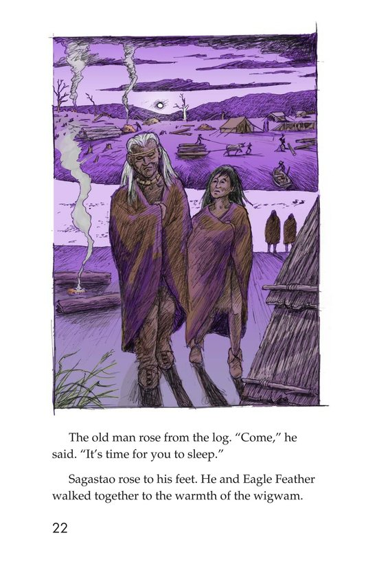 Book Preview For The Algonquins Page 22