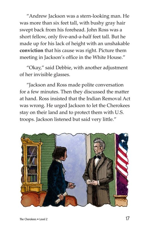 Book Preview For The Cherokees Page 17