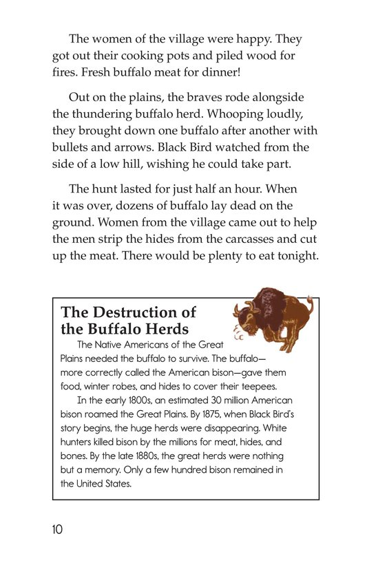 Book Preview For The Cheyennes Page 10