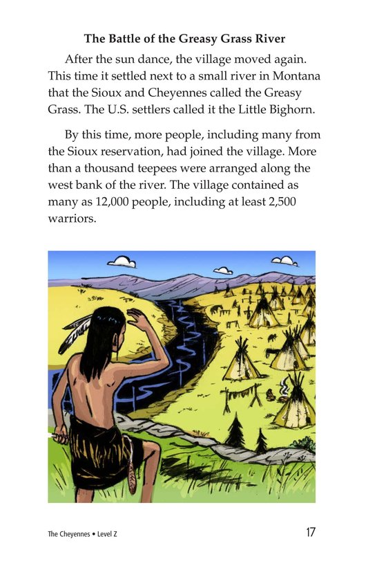 Book Preview For The Cheyennes Page 17