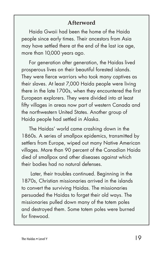 Book Preview For The Haidas Page 19