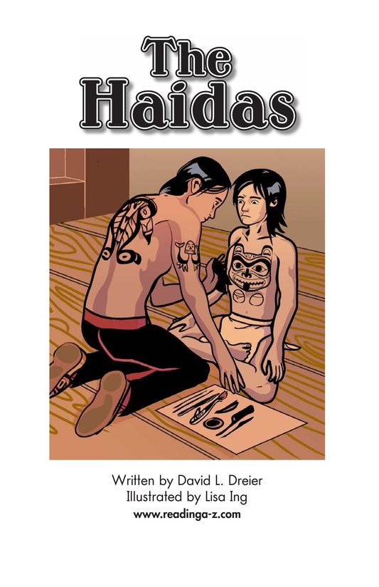 Book Preview For The Haidas Page 2