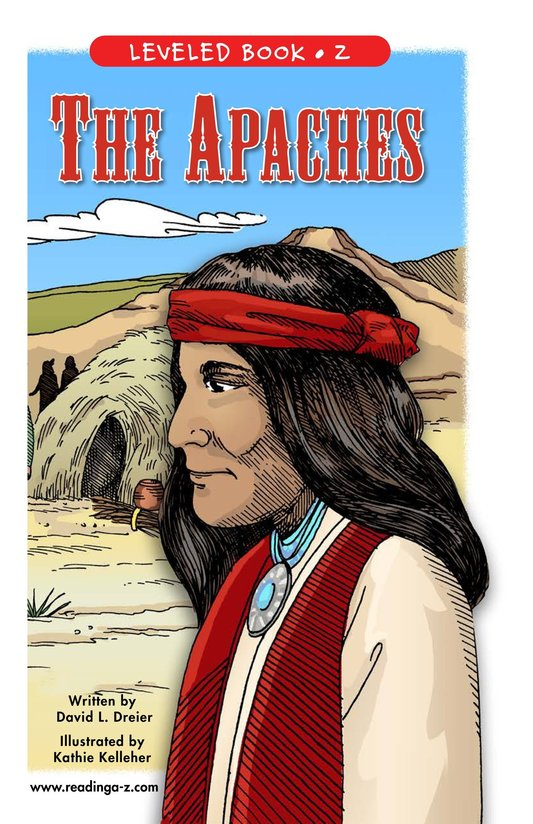 Book Preview For The Apaches Page 1