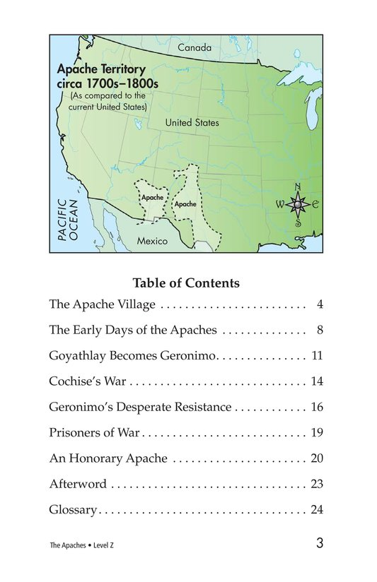 Book Preview For The Apaches Page 3