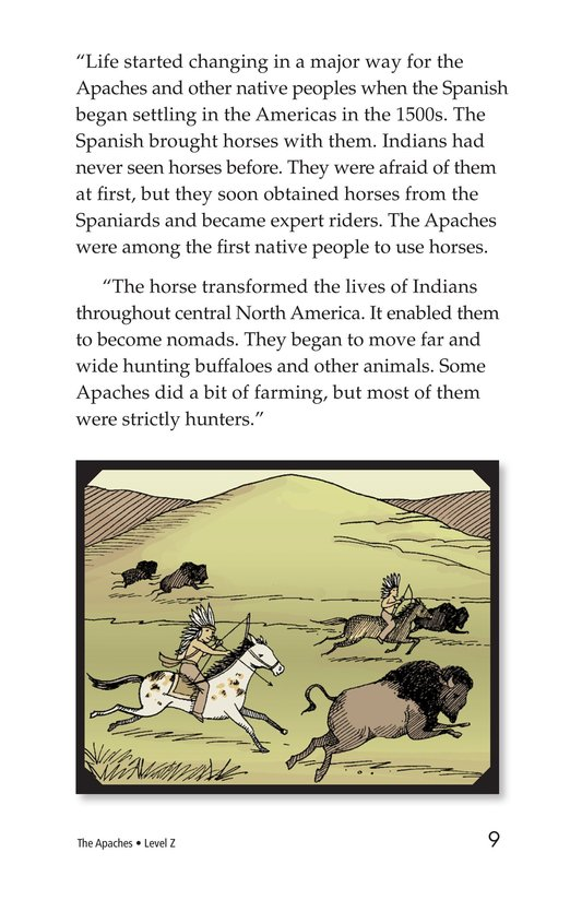 Book Preview For The Apaches Page 9
