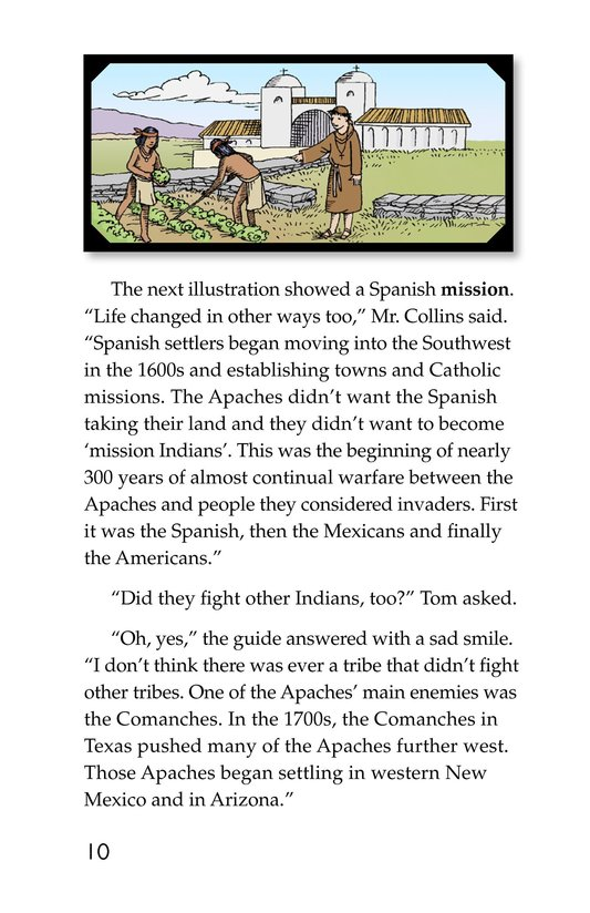 Book Preview For The Apaches Page 10