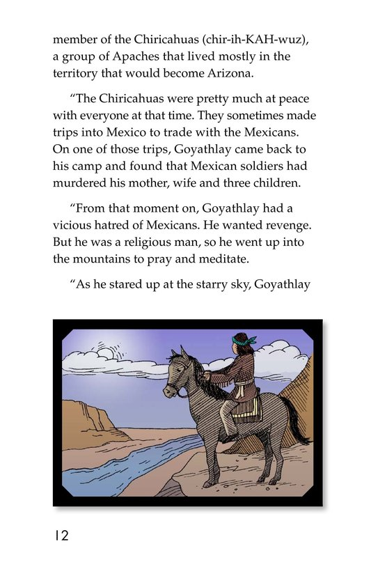 Book Preview For The Apaches Page 12