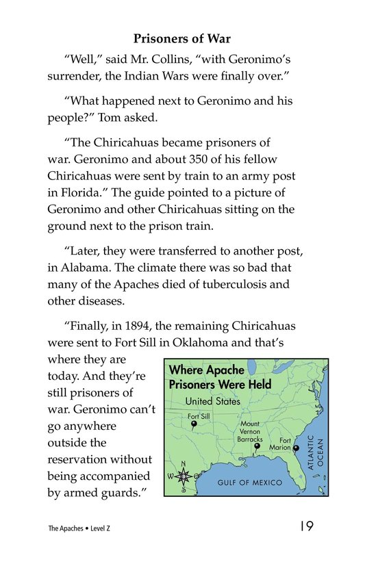 Book Preview For The Apaches Page 19