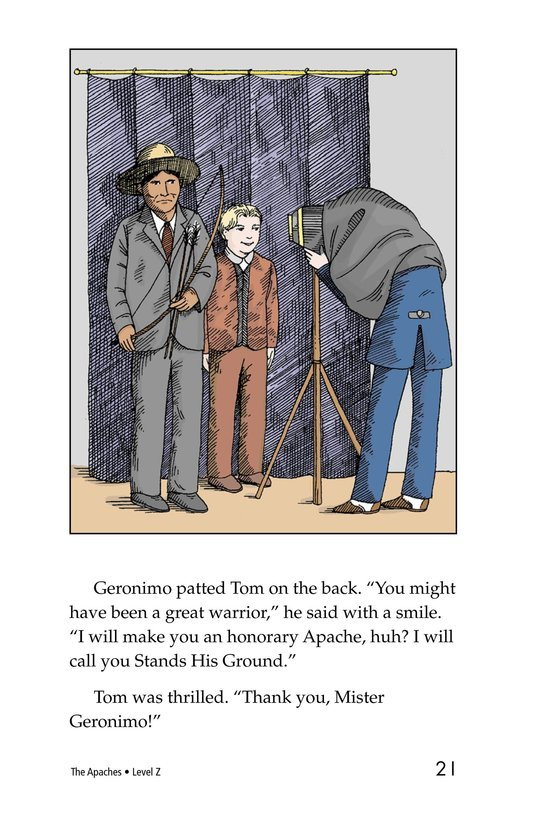 Book Preview For The Apaches Page 21