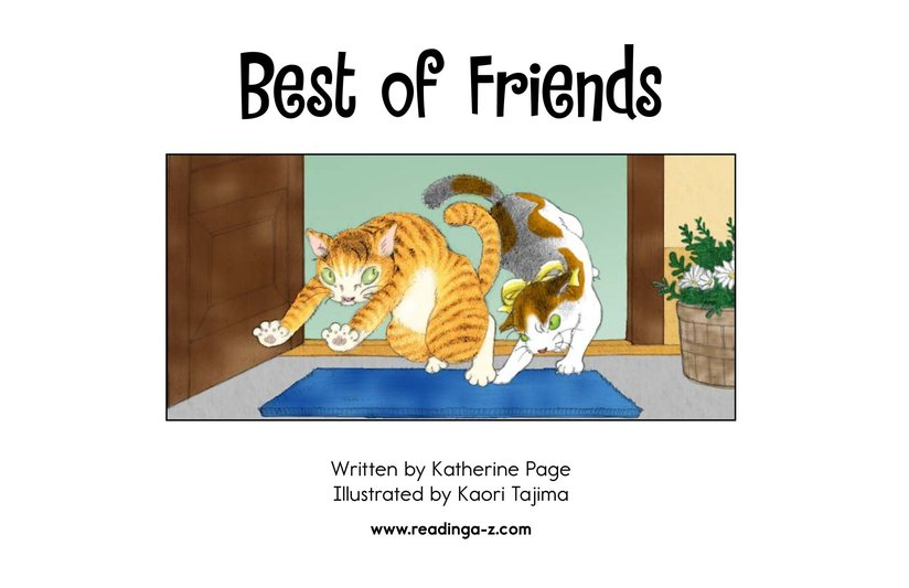 Book Preview For Best of Friends Page 2