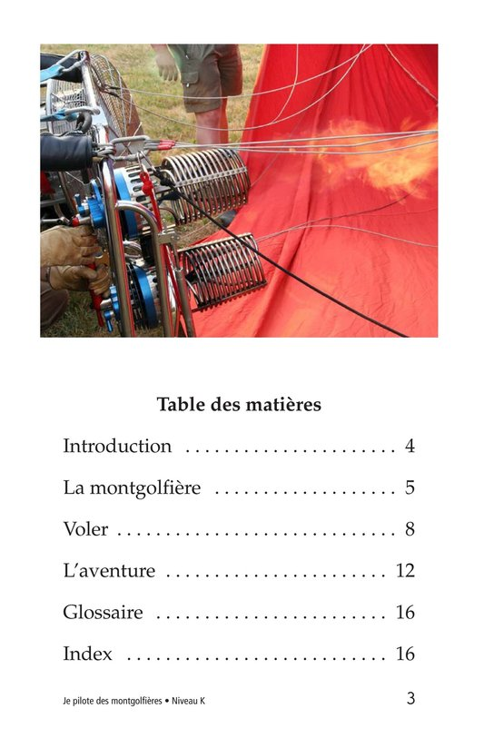 Book Preview For I Fly Hot-Air Balloons Page 3