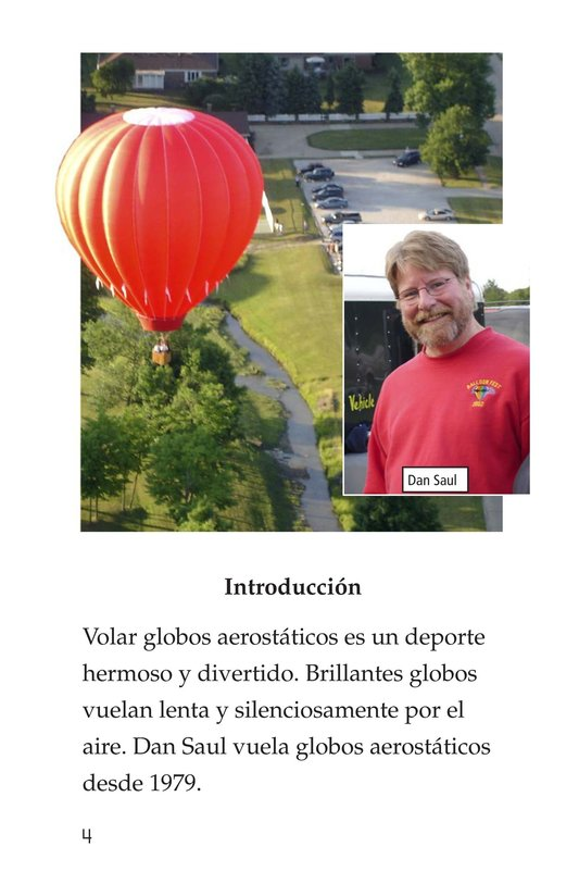 Book Preview For I Fly Hot-Air Balloons Page 4