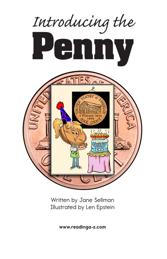 Book Preview For Introducing the Penny Page 2