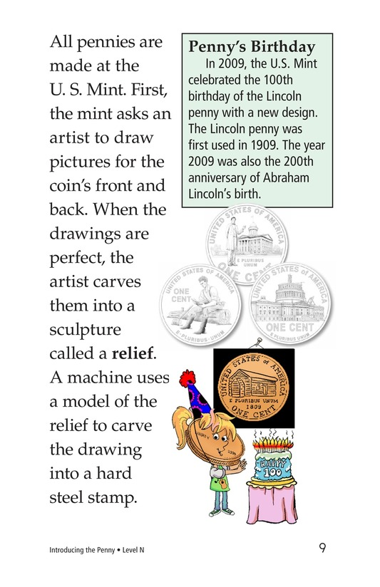 Book Preview For Introducing the Penny Page 9