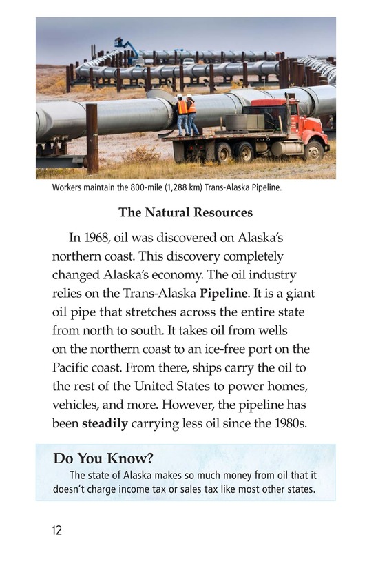 Book Preview For Alaska: The Last Frontier Page 12