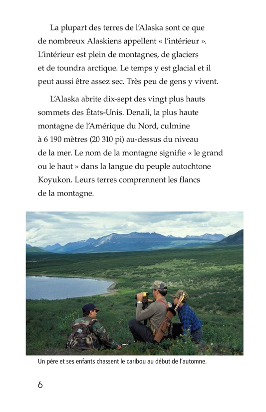 Book Preview For Alaska: The Last Frontier Page 6